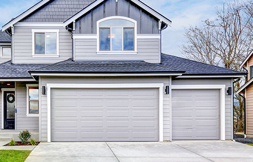 New Garage Door in Stamford